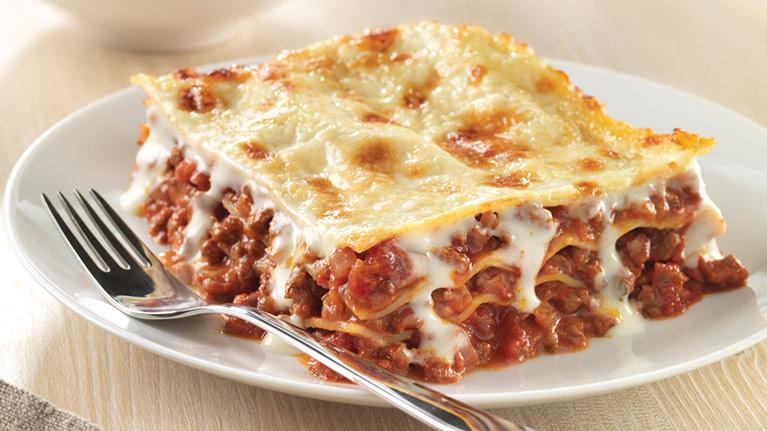 Лазанья рецепт с фаршем и сыром 143